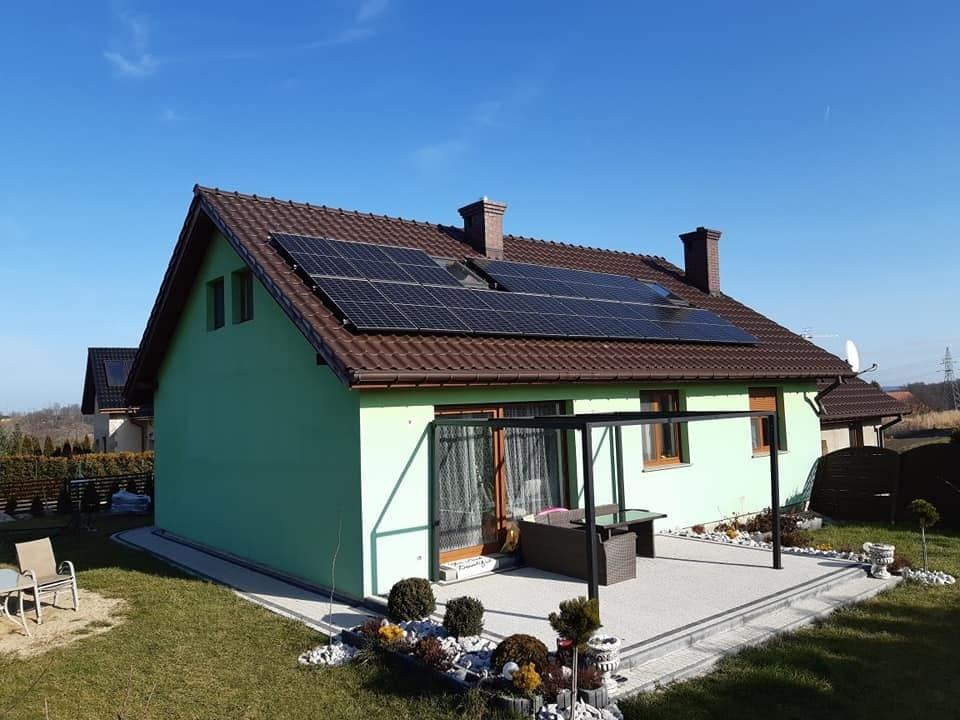 Instalacja 5,94 kWp