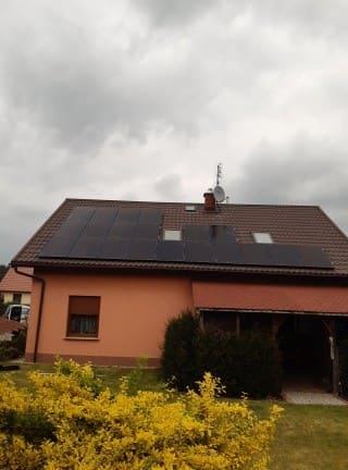 Instalacja 6.8 kWpeaka